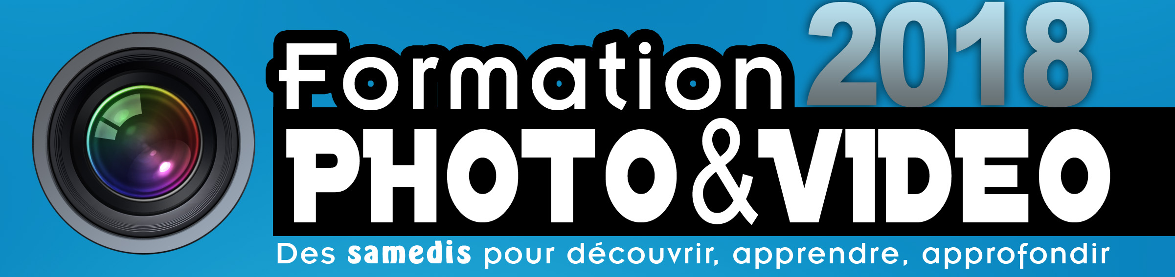 Formation Photo & Vidéo @ Pierrelatte